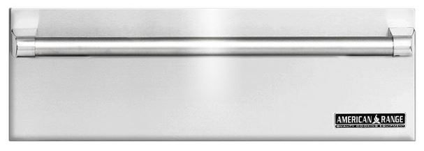"American Range Villa 29.88"" Stainless Steel Warming Drawer-ARR-30WD"