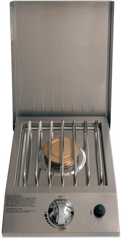 Artisan Single Side Burner-Stainless Steel-ART-SB1