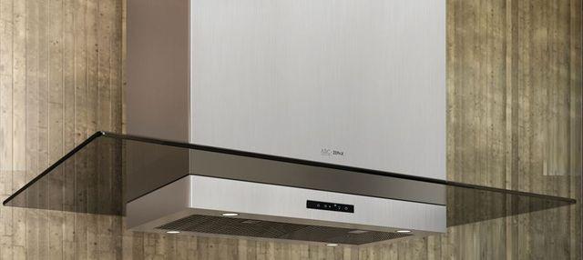 "Zephyr ARC Collection Surface 42"" Island Hood-Stainless Steel-ASL-E42ASX"