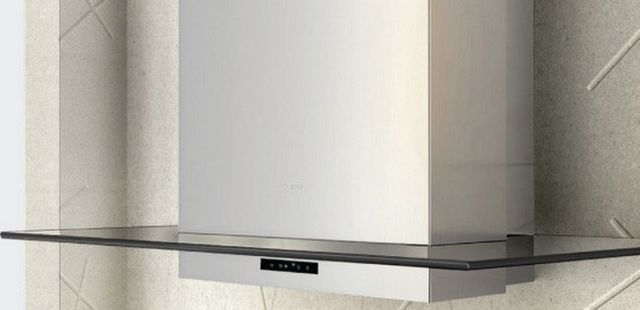 """Zephyr ARC Collection Surface 36"""" Wall Hood-Stainless Steel-ASU-M90ASX"""