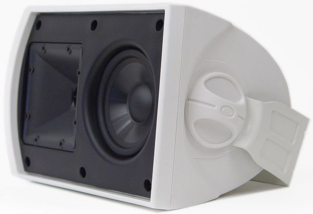 Klipsch® AW-400 White Outdoor Speaker Pair-097085000001