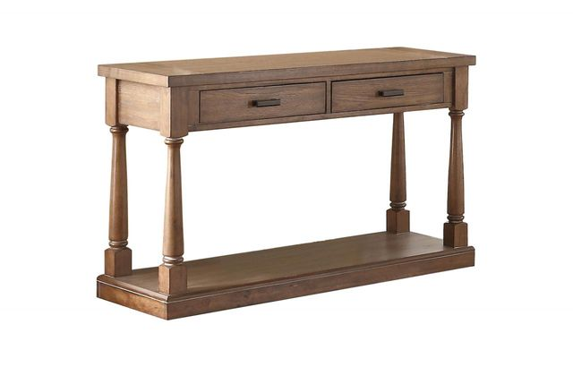 """Winners Only® Xcalibur 50"""" Sofa Table-AX200SG"""