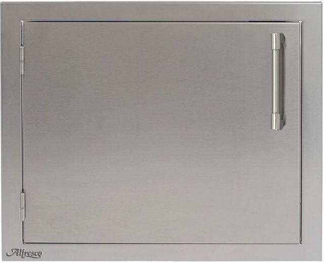 "Alfresco™ ALXE Series 23"" Single Access Left Door-Stainless Steel-AXE-23L"