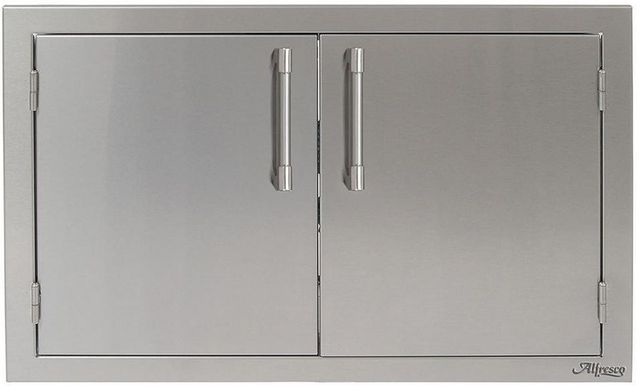 "Alfresco™ ALXE Series 30"" Double Sided Access Door-Stainless Steel-AXE-30"