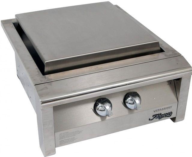 Alfresco™ Teppanyaki Griddle-Stainless Steel-AXEVP-TG