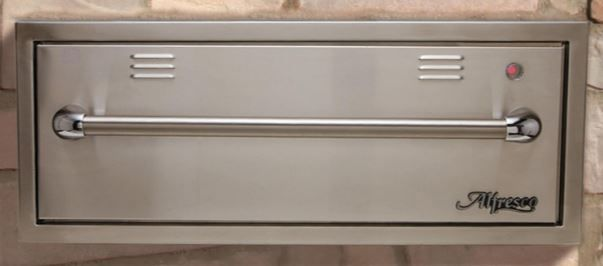 """Alfresco™ 30"""" Electric Warming Drawer-Stainless Steel-AXEWD-30"""