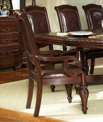 Steve Silver Co. Antoinette Arm Chair-AY600A