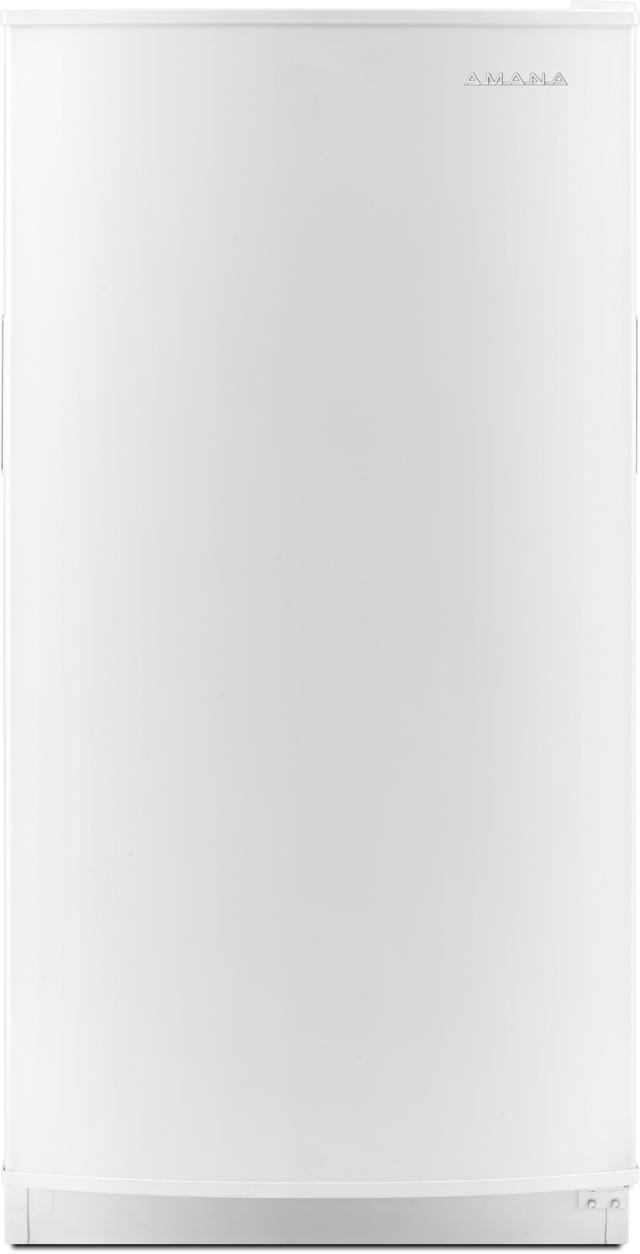 Amana® 15.68 Cu. Ft. White Upright Freezer-AZF33X16DW