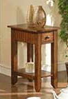 Winners Only® Mission Oak Chair Side Table-AZH101E