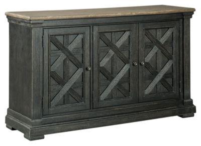 Signature Design by Ashley® Tyler Creek Black/Gray Dining Room Server-D736-60