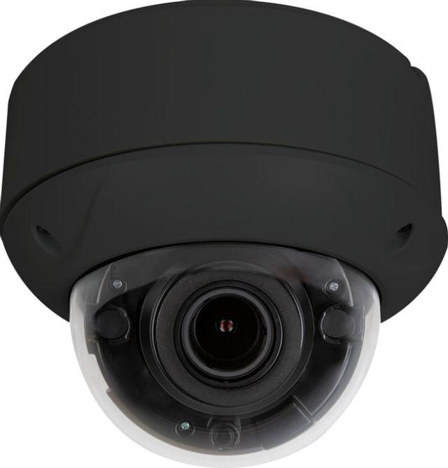 SnapAV  Luma Surveillance™ 310 Series Black Dome Analog Camera-LUM-310-DOM-A-BL
