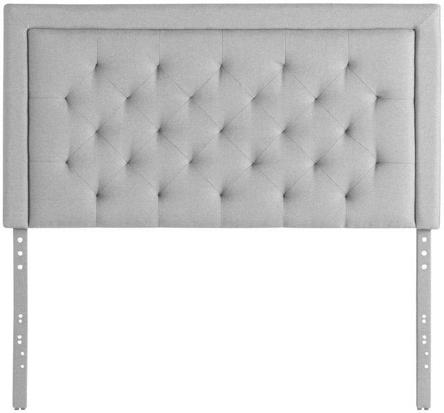 Malouf® Sleep Hennessy Stone Full Headboard-STFFSTHENNHB