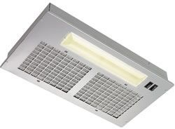 Broan Custom Hood Ventilation Power Pack-Silver-PM250