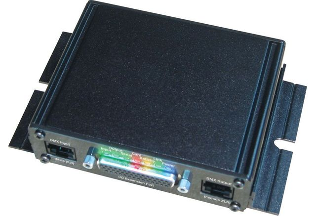 Crestron® DMX-512 Interface-GLA-DMX512