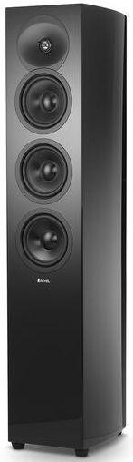 """Revel® Concerta2™ Series Black Gloss 5.25"""" Floor Standing Loudspeaker-Black-F35BK"""