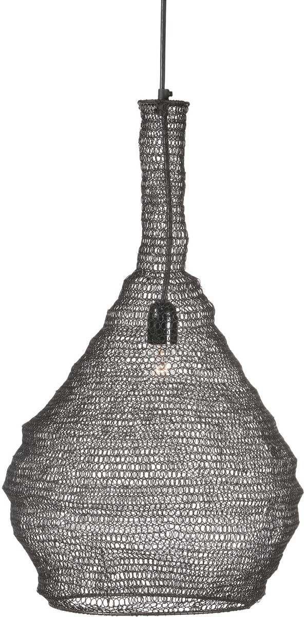 Renwil® Garatun Black Pendant Light-LPC4355