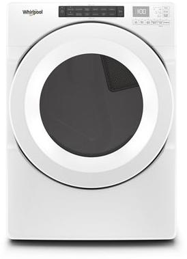 Sécheuse électrique Whirlpool® de 7,4 pi³ - Blanc-YWED5620HW