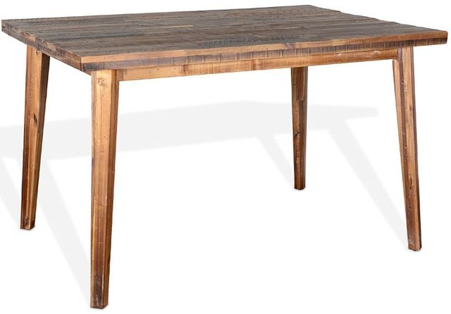 Sunny Designs Havana Brown Counter Height Table-1095RA-36S