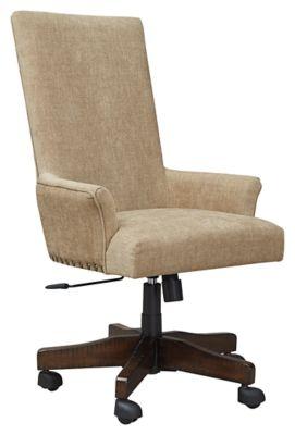 Signature Design by Ashley® Baldridge Light Brown Home Office Desk Chair-H675-01A