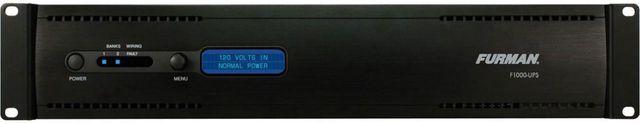 Furman® F1000-UPS Uninterruptible Power Supply-F1000-UPS