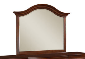 Winners Only® Renaissance Mirror-Cherry-B1049N
