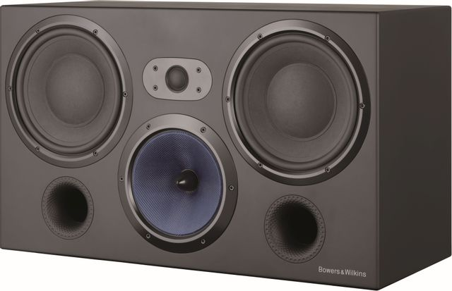 Bowers & Wilkins CT7.3 LCRS Home Theatre Speaker-Black-CT7.3 LCRS-CT7.3 LCRS
