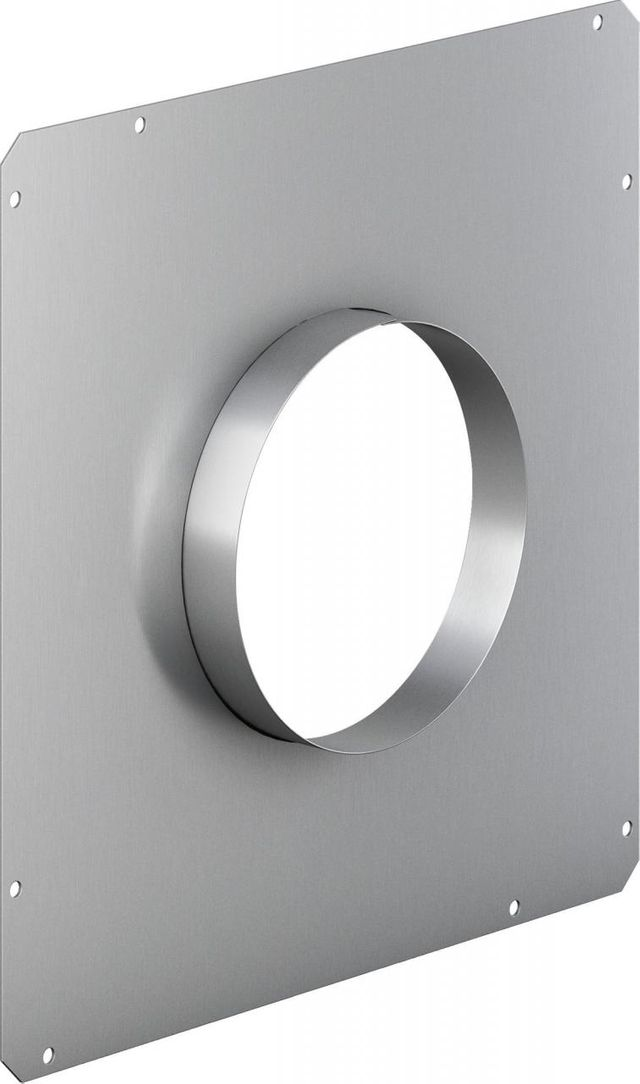 """Bosch 6"""" Stainless Steel Round Front Plate for Downdraft-HDDFTRAN6"""