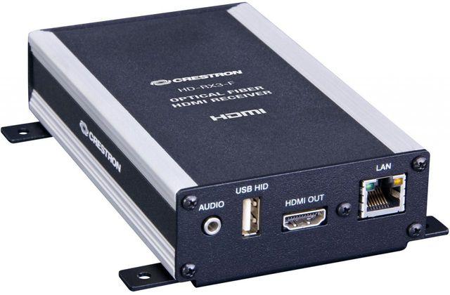 Crestron® HDMI® Over Fiber Receiver-HD-RX3-F