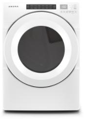 Sécheuse électrique Amana® de 7,4 pi³ - Blanc-YNED5800HW