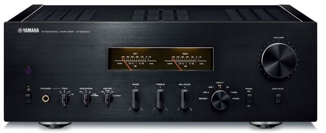 Yamaha A-S2200 Black Integrated Amplifier-A-S2200BL