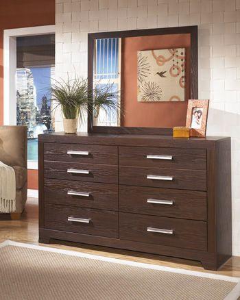 Signature Design by Ashley® Aleydis Brown Dresser-B165-31