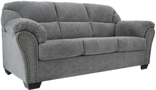 Benchcraft® Allmaxx Pewter Sofa-2810538