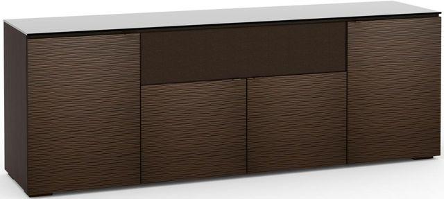 Salamander Designs® Berlin 345 AV Cabinet-Textured Wenge-C/BL345/WE