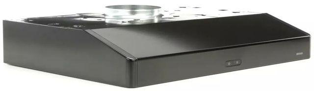 """Broan® Tenaya BNDF1 Series 30"""" Under Cabinet Range Hood-Black-BNDF130BL"""