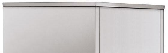 """Sub-Zero® Designer 36"""" Stainless Steel Top Panel-7031344"""