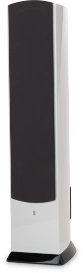 """Revel Performa3 Loudspeaker Series 6.5"""" 3-Way Floorstanding Loudspeaker-White-F206 WH"""