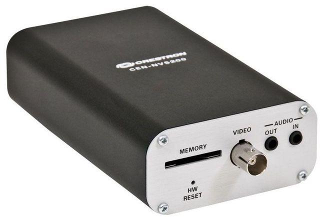 Crestron® Network Video Streamer-CEN-NVS200-PWE