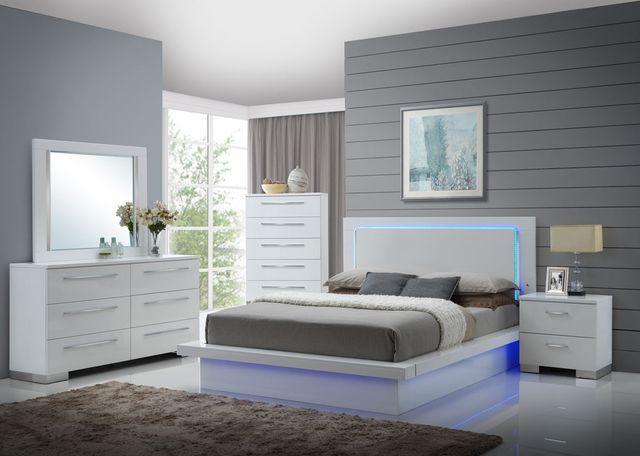 New Classic® Sapphire Nightstand-B2643-040