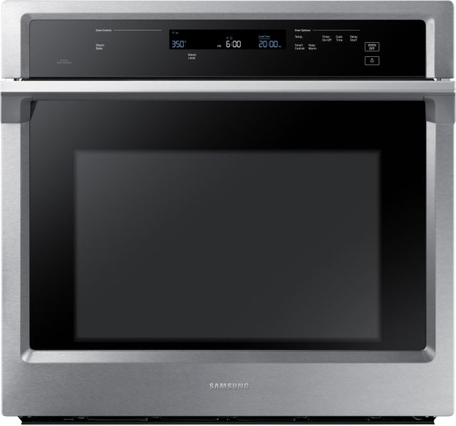 """Samsung 30"""" Electric Built In Single Wall Oven-Stainless Steel-NV51K6650SS"""