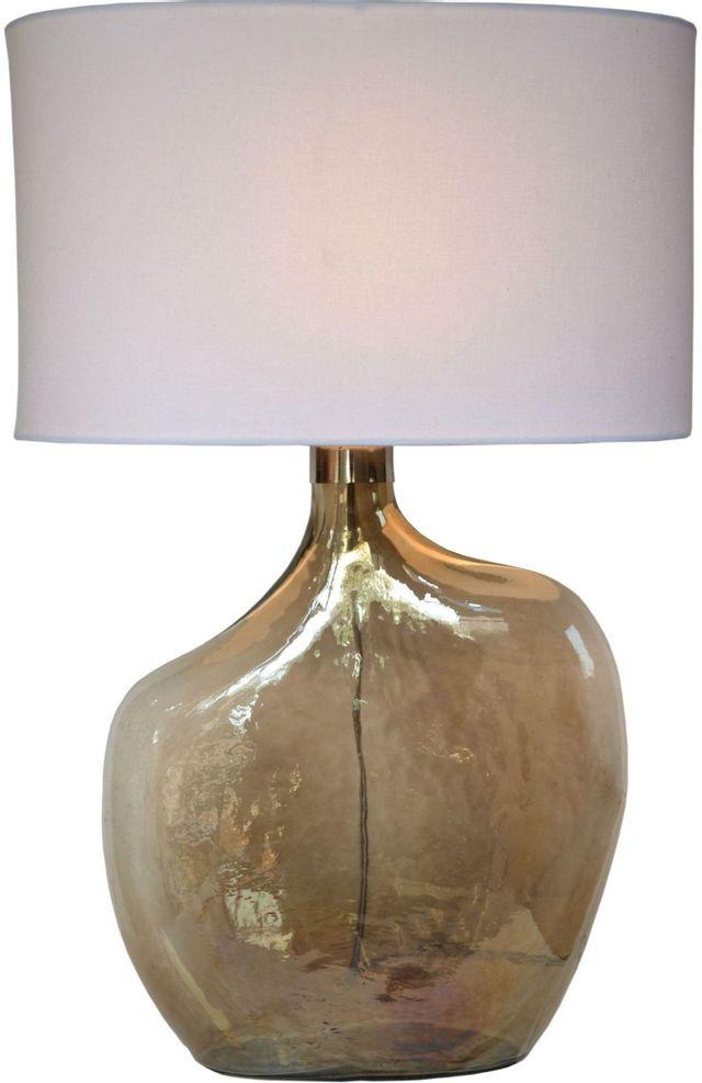 Renwil® Benedek Smoke Luster Table Lamp-LPT1072