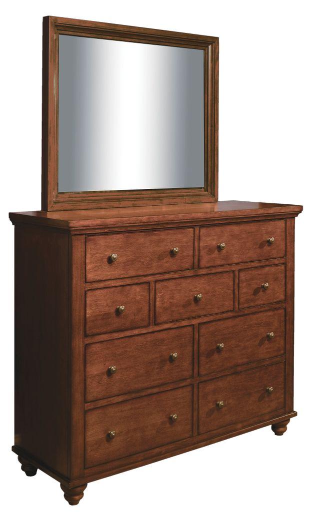 Aspenhome® Cambridge Mirror-ICB-563-BCH