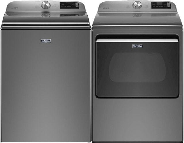 Maytag® Metallic Slate Laundry Pair-MALAUMGD6230HC