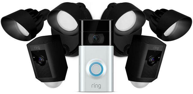 Ring Black Everyday Kit-4111848275999