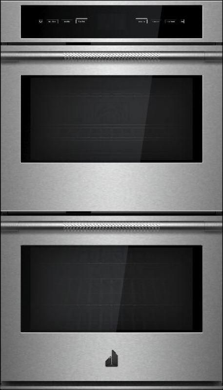 """JennAir® RISE™ 30"""" Stainless Steel Electric Double Oven Built In-JJW2830IL"""