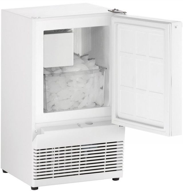 """U-Line ADA Series 14"""" Ice Maker-White-BI95W-00A"""