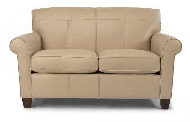 Flexsteel® Dana Leather Loveseat-B3990-20