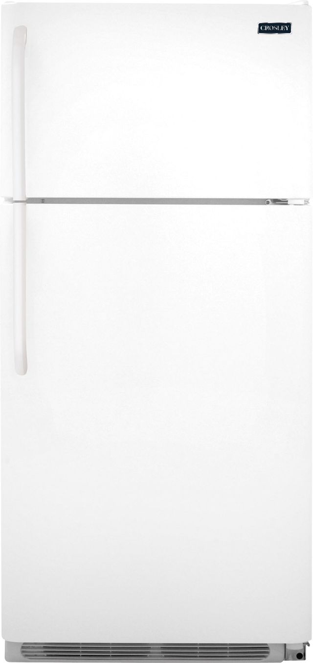 Crosley® 18.18 Cu. Ft. White Top Mount Refrigerator-CRD1822NW