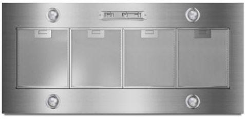 "JennAir® 48"" Custom Hood Liner-Stainless Steel-UXL6048YSS"