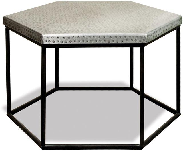 Riverside Furniture Lyric Hexagon Coffee Table-19202