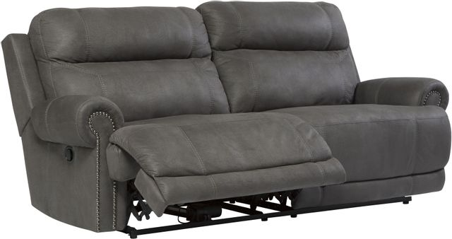 Signature Design by Ashley® Austere Gray 2 Seat Reclining Sofa-3840181